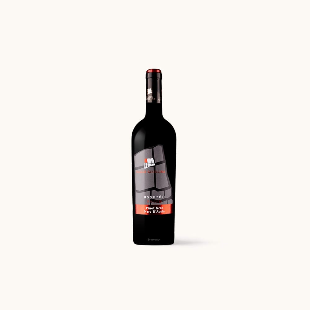 Baglio Gibellina - Assurdo Rosso